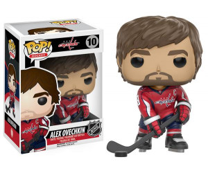 Alex Ovechkin 10 - Funko Pop