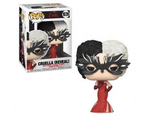 Cruella (Reveal) 1039 Funko Pop