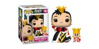 Queen of Hearts with King 1063 Funko Pop