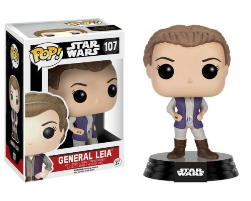 General Leia 107 Funko Pop - Retiré
