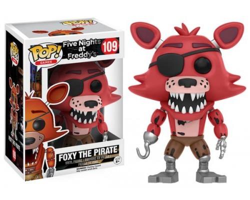 Foxy the Pirate 109 - Funko Pop