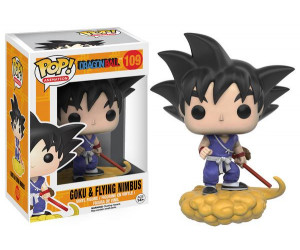 Goku and Flying Nimbus 109 Funko Pop