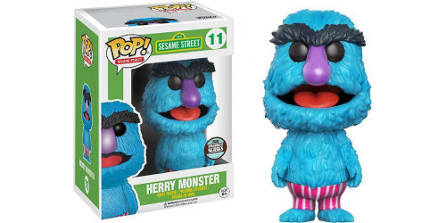Herry Monster 11 Série Spécialité - Funko Pop