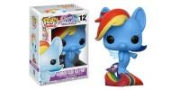 Rainbow Dash Sea Pony 12 Funko Pop