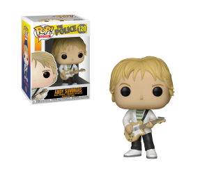 Andy Summers 120 Funko Pop