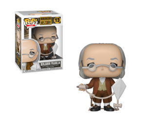 Benjamin Franklin 13 Funko Pop