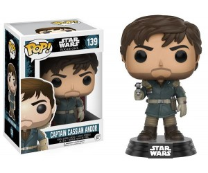 Captain Cassian Andor 139 - Funko Pop