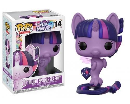 Twilight Sparkle Sea Pony 14 Funko Pop