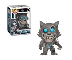 Twisted Wolf 16 Funko Pop