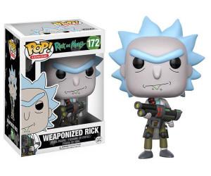 Weaponized Rick 172 - Funko Pop
