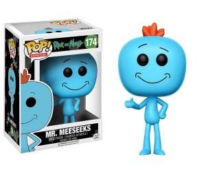 Mr. Meeseeks 174 - Funko Pop