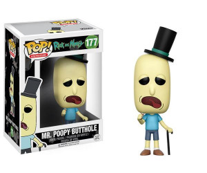 Mr. Poopy Butthole 177 Funko Pop