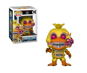 Twisted Chica 19 Funko Pop