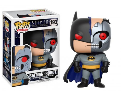 Batman Robot 193 - Funko Pop