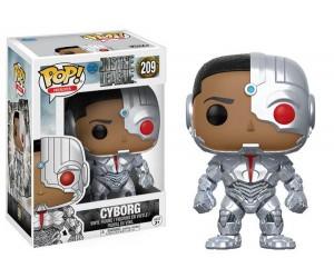 Cyborg 209 Funko Pop