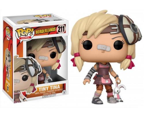 Tiny Tina 211 Funko Pop