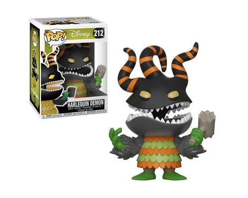 Harlequin Demon 212 Funko Pop