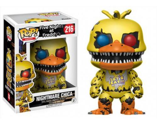 Nightmare Chica 216 - Funko Pop