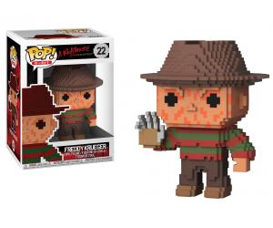 Freddy Krueger 22 Funko Pop 8 Bits