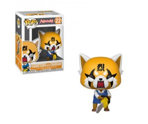 Aggretsuko with Chainsaw 22 Funko Pop