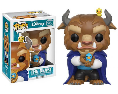 Beast Winter 239 - Funko Pop