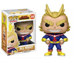 All Might 248 - Funko Pop