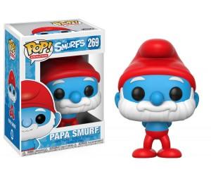 Papa Schtroumpf 269 Funko Pop