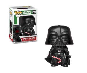 Darth Vader 279 Holiday Funko Pop
