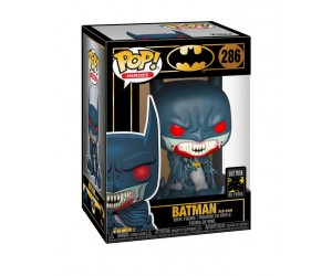 Batman Red Rain 286 Funko Pop
