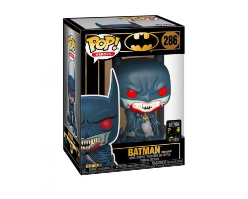 Batman Red Rain 286 Funko Pop