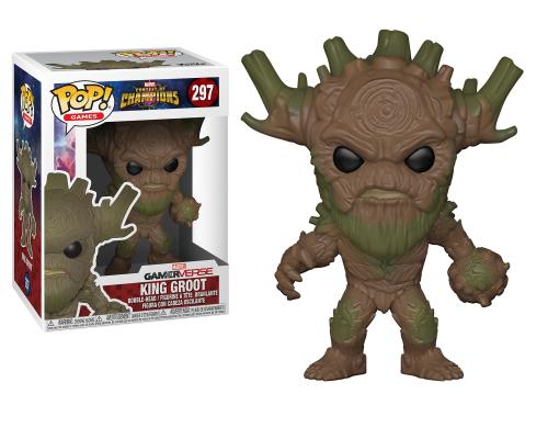 King Groot 297 Funko Pop