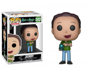 Jerry 302 Funko Pop