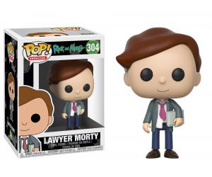 Lawyer Morty 304 Funko Pop