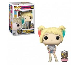 Harley Quinn Beaver 308 Funko Pop