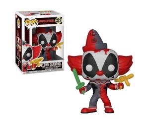 Deadpool Clown 322 Funko Pop