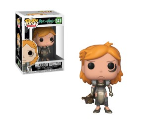 Warrior Summer 341 Funko Pop