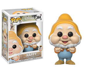 Joyeux (Happy) 344 Funko Pop