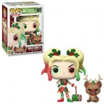 Harley Quinn with Helper 357 Funko Pop