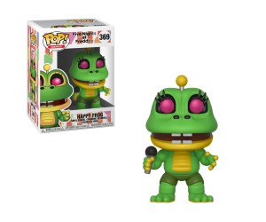 Happy Frog 369 Funko Pop