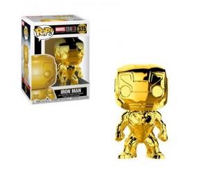 Iron Man Chrome 375 Funko Pop