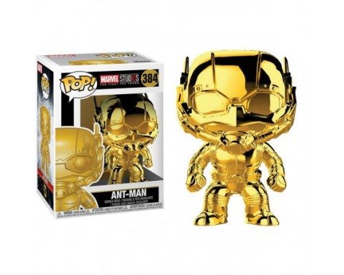 Ant-Man Chrome 384 Funko Pop