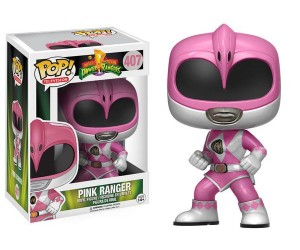 Pink Ranger 407 Funko Pop