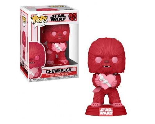 Chewbacca 419 (Rose) Funko Pop