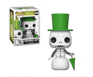 Snowman Jack 448 Funko Pop
