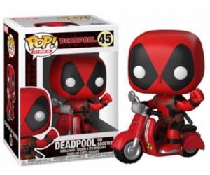 Deadpool Scooter 45 Funko Pop