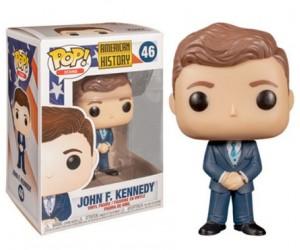 John F. Kennedy 46 Funko Pop