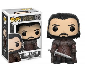 Jon Snow 49 - Funko Pop