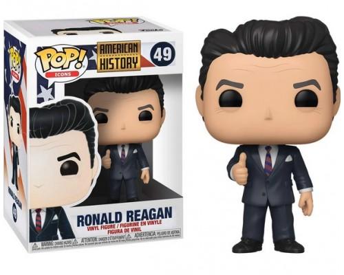 Ronald Reagan 49 Funko Pop