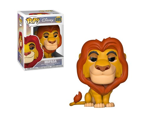 Mufasa 495 Funko Pop