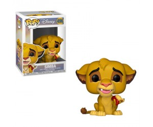 Simba avec Grub 496 Funko Pop